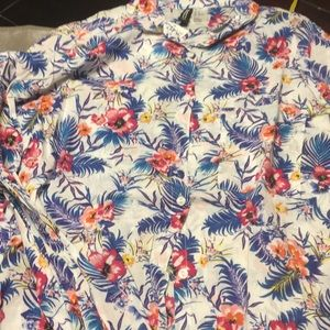 Divided blouse NWT